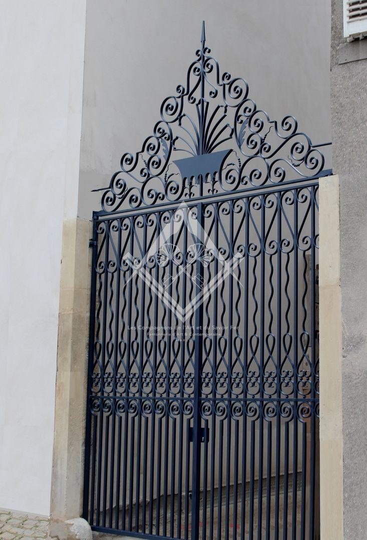 Fabrication de clotures et portails à Marly, Metz, Nancy